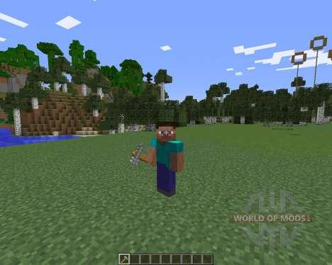Whole Tree Axe para Minecraft
