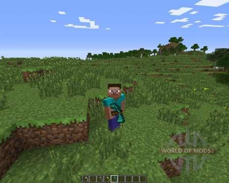 Paxel para Minecraft