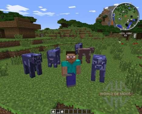 Moo Fluids para Minecraft