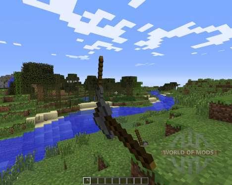 Tomahawk para Minecraft