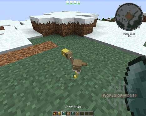 Fossil-Archeology para Minecraft