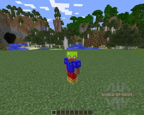 Colorful Armor para Minecraft