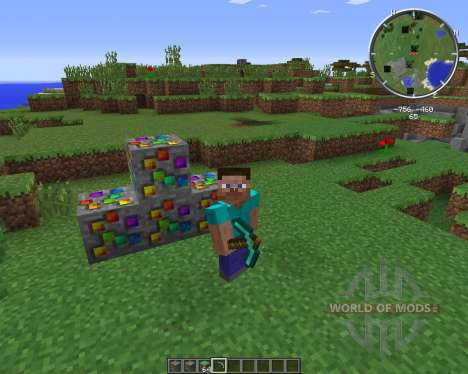 Randomite para Minecraft