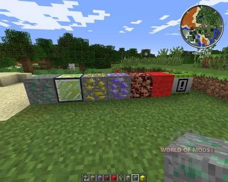 PlasmaCraft para Minecraft
