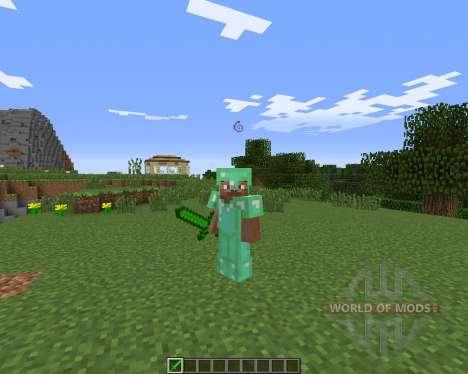 Better Slime para Minecraft