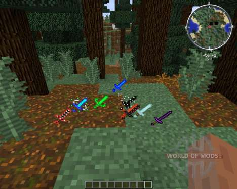 Epic Swords para Minecraft