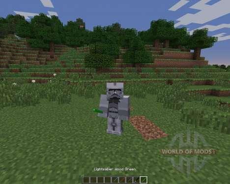 Star Wars by MaggiCraft para Minecraft