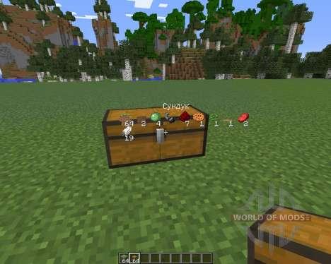 HoloInventory para Minecraft