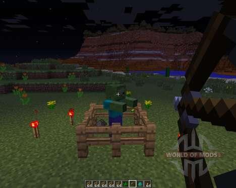 Headshot para Minecraft