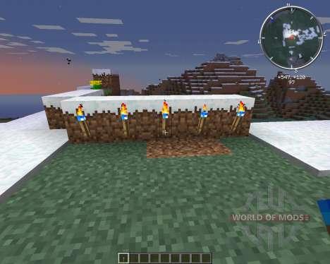 Torcherino para Minecraft