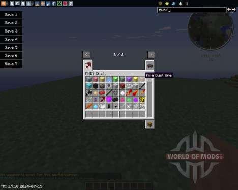 RWBY Craft para Minecraft