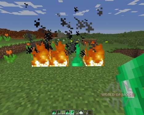 Floocraft para Minecraft