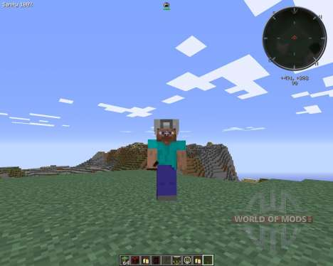 The Amnesia para Minecraft