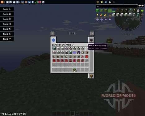 Enhanced Portals 3 para Minecraft