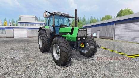Deutz-Fahr AgroStar 6.61 v1.1 Extreme Turbo para Farming Simulator 2015
