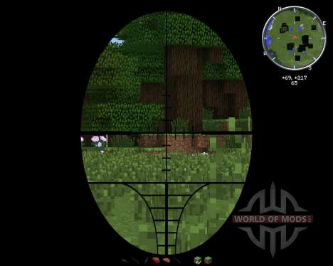 The Hunt para Minecraft