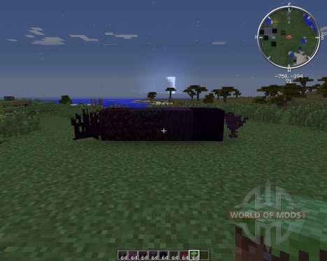 Dark Nature para Minecraft