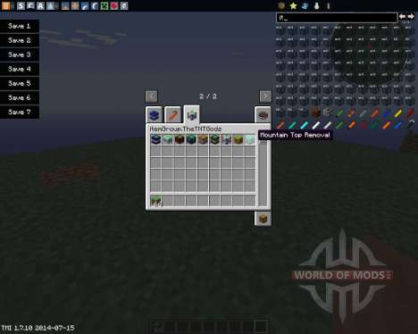 Too Much TNT para Minecraft