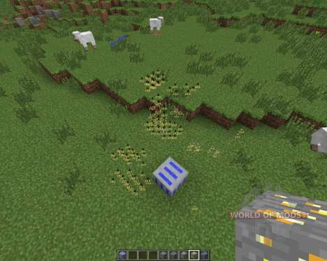 Ore Sniffer para Minecraft