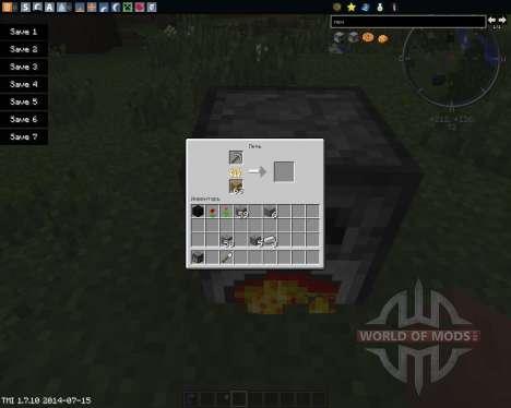 SmeltToIngots para Minecraft