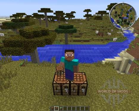 DualCraft para Minecraft