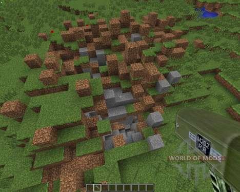 Rival Rebels para Minecraft