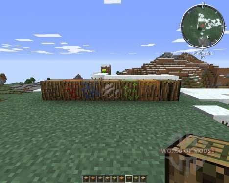 TreeOres para Minecraft