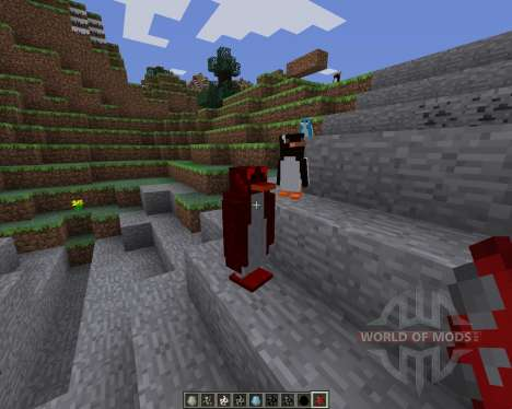 Rancraft Penguins para Minecraft