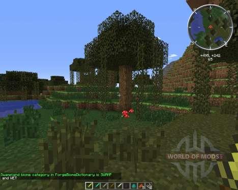 BiomeChecker para Minecraft