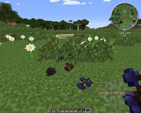 MC BerryBush para Minecraft
