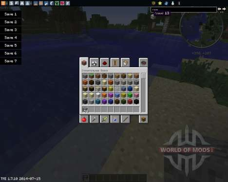 Gravel to Clay para Minecraft