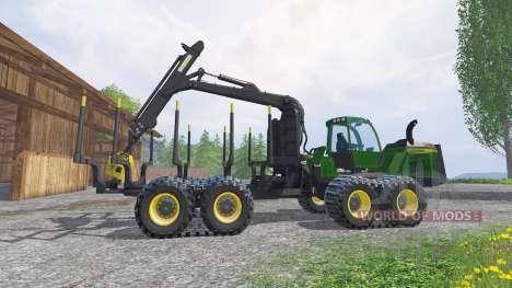 John Deere 1910E para Farming Simulator 2015