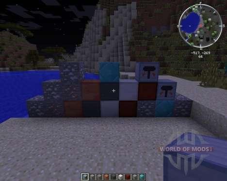 Master Smith Stuff para Minecraft