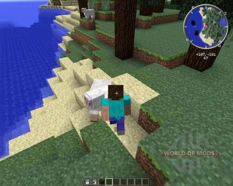 OcoMod para Minecraft