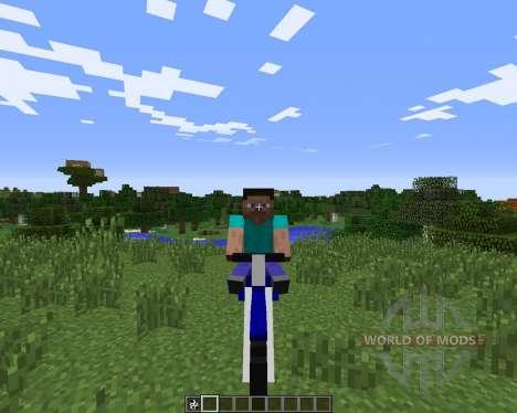 The Dirtbike para Minecraft