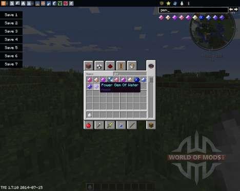 Power Gems para Minecraft