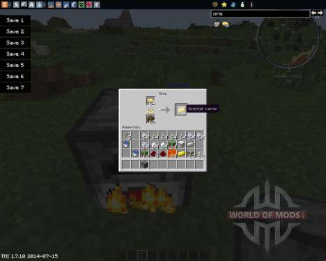Better Ore Fortune para Minecraft