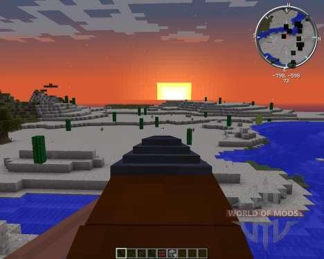 New Stefinus 3D Guns para Minecraft