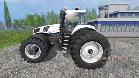 New Holland T8.320 600EVOX v1.12 para Farming Simulator 2015