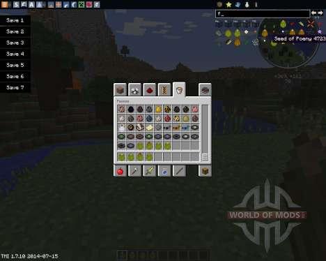 Growing Flowers para Minecraft