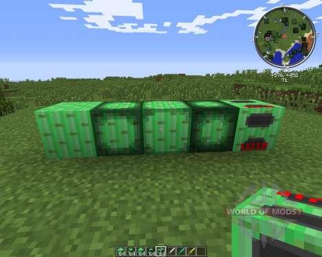 Better Sugar Cane para Minecraft