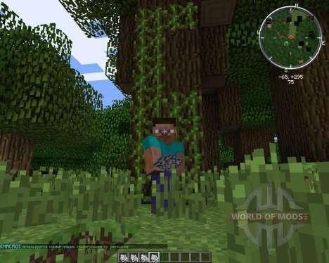 MC Vines para Minecraft