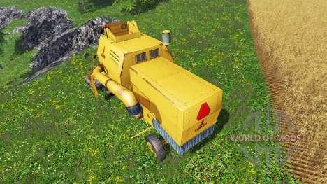 Lizard 7210 broken para Farming Simulator 2015