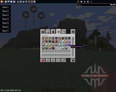 Archimedes Ships para Minecraft