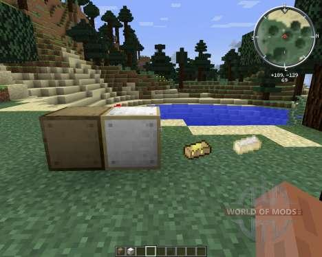 Betal Toash para Minecraft