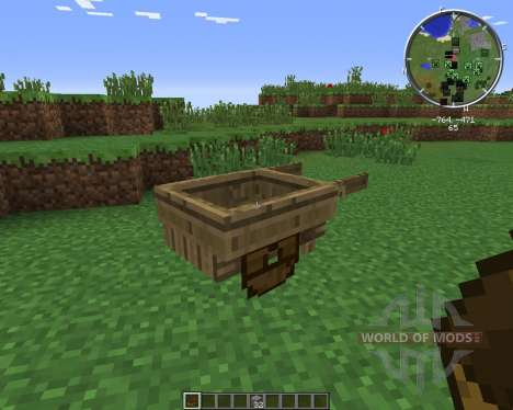 MC Cart para Minecraft