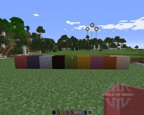 Modular Flower Pots para Minecraft