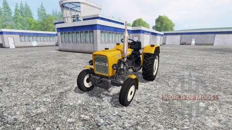 Ursus C-330 v1.1 yellow para Farming Simulator 2015