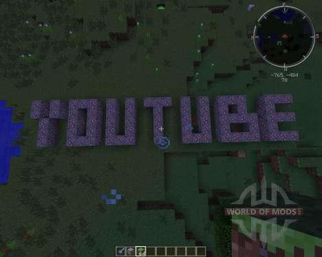 Youtuber para Minecraft