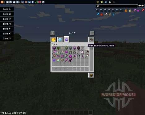 Elemental Power para Minecraft